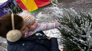 christmas tree sling